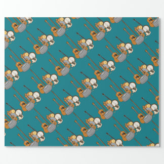 Jug Band Wrapping Paper