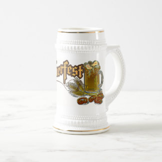Jug to the Octoberfest Beer Stein
