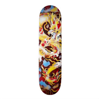 Juggalo Graffiti Dragon Element Custom Pro Board Custom Skateboard