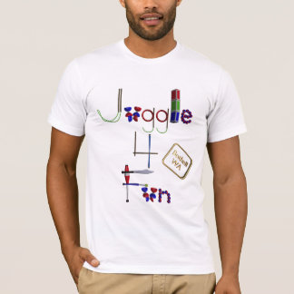 Juggle 4 Fun T-Shirt (Bothell WA)