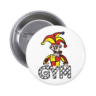 Juggle Gym 2 Inch Round Button