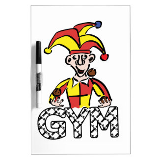 Juggle Gym Dry-Erase Whiteboard