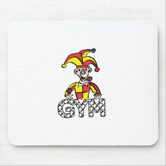 Juggle Gym Mouse Pad