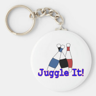 Juggle It Juggler Key Chains