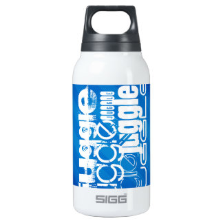 Juggle, Royal Blue Stripes SIGG Thermo 0.3L Insulated Bottle