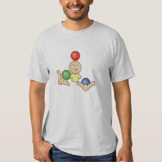 Juggle T-shirts