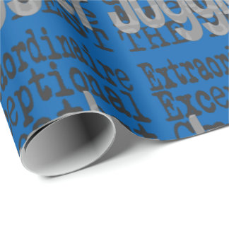 Juggler Extraordinaire Wrapping Paper