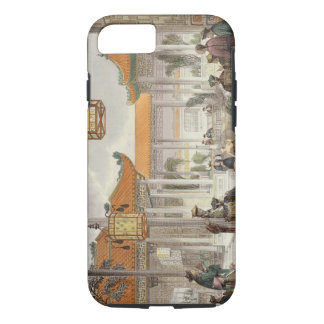 Jugglers Exhibiting in the Court of a Mandarin's P iPhone 7 Case