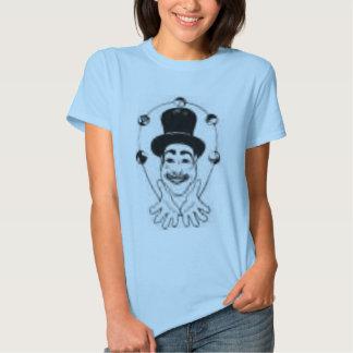 juggling clown tees