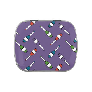 Juggling Club Toss Purple