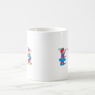 juggling fools.jpg classic white coffee mug