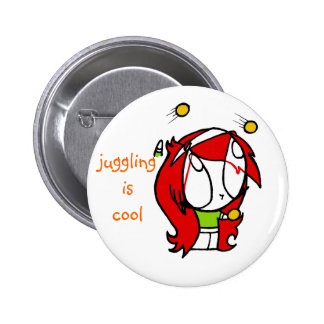 juggling is cool buttons