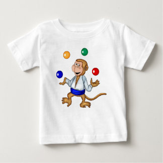 Juggling Monkey T-shirts