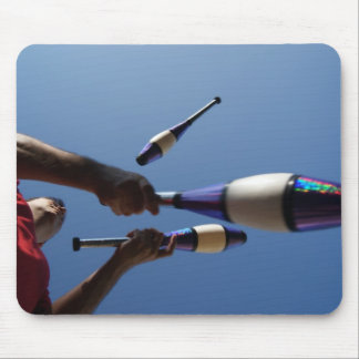 Juggling Mouse Pads