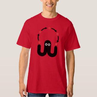 juggling octopus tshirt