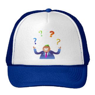 Juggling Questions Mesh Hat