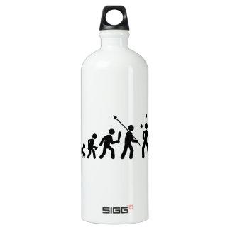 Juggling SIGG Traveler 1.0L Water Bottle