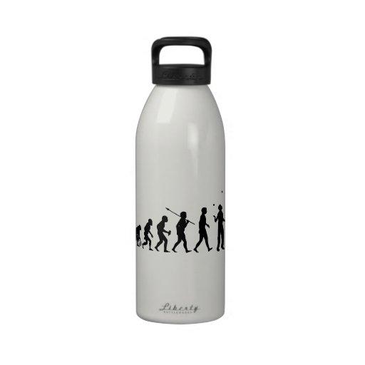 Juggling Water Bottles