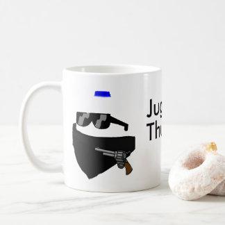 JugTheMug Coffee Mug