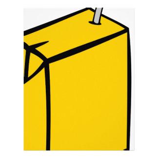 Juice Box Letterhead