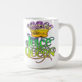 Juice Queen Crown Mug