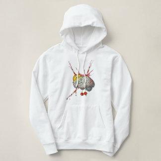 Juicy brain hoodie
