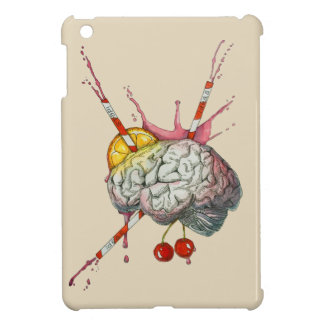 Juicy brain iPad mini cases