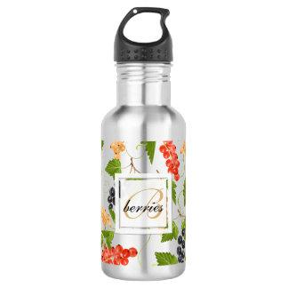 Juicy Currants Monogram 532 Ml Water Bottle