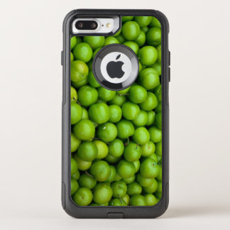 Juicy Green Apples Photographic Print OtterBox Commuter iPhone 8 Plus/7 Plus Case