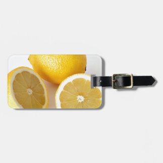 Juicy Lemonade  Lemon Drops Luggage Tag