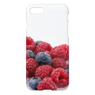 Juicy life! iPhone case with berries