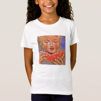 """Juicy Lucy"" painting by Chloe Noble T-Shirt"