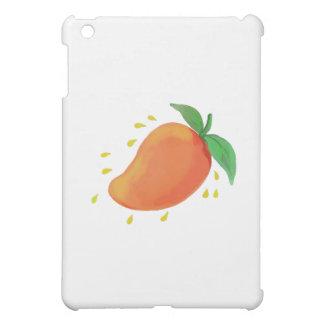 Juicy Mango Fruit Watercolor iPad Mini Cover