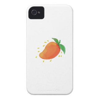 Juicy Mango Fruit Watercolor iPhone 4 Case-Mate Case