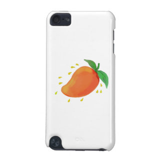 Juicy Mango Fruit Watercolor iPod Touch (5th Generation) Cover