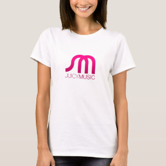 JUICY MUSIC BABYDOLL T-Shirt