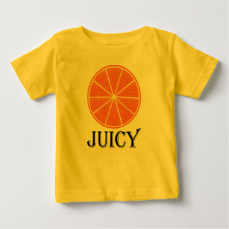 Juicy Orange - Baby Fine Jersey T-Shirt