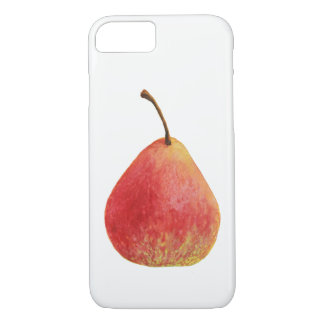 Juicy red pear Case-Mate iPhone case