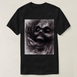Juicy... Skull That Is,  zombie art by E J Hendrix T-Shirt