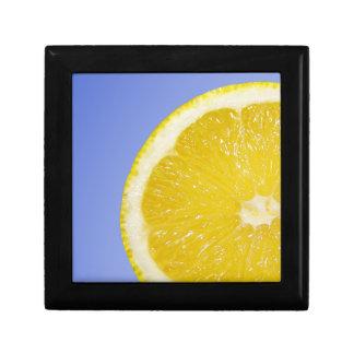 Juicy Slice of Lemon Gift Box