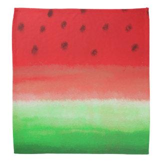 Juicy Watermelon Bandana