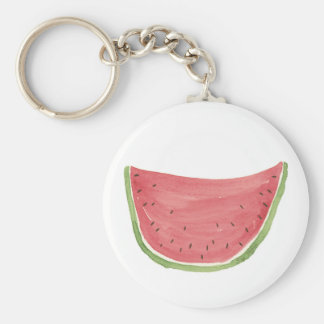 Juicy Watermelon Keychain