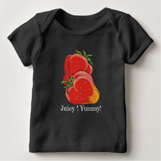 Juicy Yummy Strawberries Tshirt