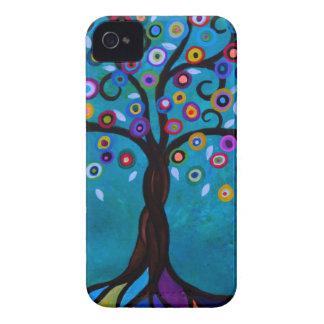 JUJU'S TREE iPhone 4 Case-Mate CASE