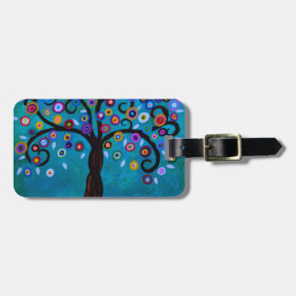 JUJU'S TREE LUGGAGE TAG