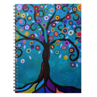 JUJU'S TREE NOTEBOOK