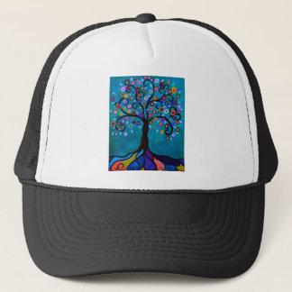 JUJU'S TREE TRUCKER HAT