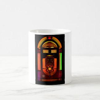 Juke Box Coffee Mug