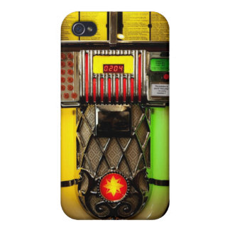 Jukebox Case For iPhone 4