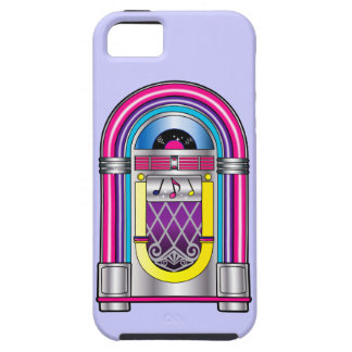Jukebox iPhone 5 Cases